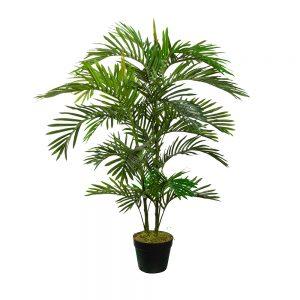 Kunstplant Areca palm H120 cm - HTT Decorations