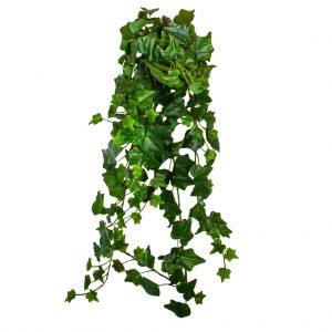 HTT Decorations - Kunstplant Hedera groen L80 cm - kunstplantshop.nl